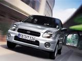 Subaru G3X Justy 2003–07 wallpapers