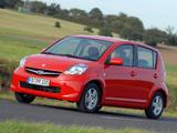 Subaru Justy 2007 photos