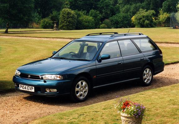 Images Of Subaru Legacy Station Wagon UK Spec BD 1994 99