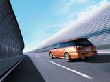 Images of Subaru Legacy 2.0 GT-B E-tune II Touring Wagon (BE) 2001–03