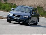 Images of Subaru Legacy 3.0R spec.B Station Wagon 2003–06