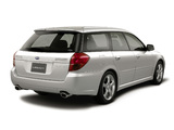 Images of Subaru Legacy 2.0 GT Touring Wagon 2003–06