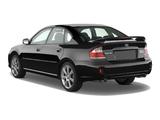 Images of Subaru Legacy 3.0R North America 2006–09