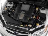 Images of Subaru Legacy 2.5 GT North America 2006–09