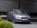 Images of Subaru Legacy 3.0R Station Wagon 2006–09
