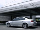 Images of Subaru Legacy 3.0R spec.B 2007–09