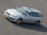 Images of Subaru Legacy 3.0R spec.B Station Wagon 2007–09