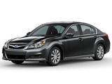 Images of Subaru Legacy 2.5i US-spec 2009