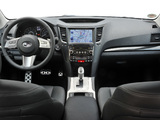 Images of Subaru Legacy Wagon 2009