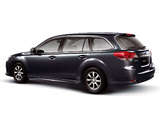 Images of Subaru Legacy 2.5i-L Touring Wagon (BR) 2009–12