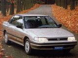 Photos of Subaru Legacy (BC) 1989–92