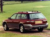 Photos of Subaru Legacy Outback UK-spec 1995–99
