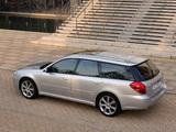 Photos of Subaru Legacy 3.0R spec.B Station Wagon 2003–06