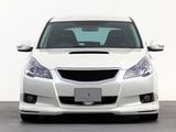 Photos of Tommykaira Subaru Legacy BR9 2010