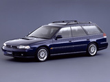 Pictures of Subaru Legacy 2.0 GT spec.B Station Wagon (BD) 1993–98