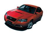 Pictures of Subaru Legacy Blitzen 2003–06