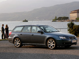 Pictures of Subaru Legacy 3.0R spec.B Station Wagon 2003–06