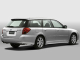 Pictures of Subaru Legacy 2.0R Station Wagon 2003–06