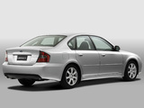 Pictures of Subaru Legacy 2.0R 2003–06