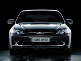 Pictures of Subaru Legacy B4 2003–06
