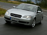 Pictures of Subaru Legacy 3.0R 2003–06