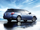 Pictures of Subaru Legacy 2.0 GT Touring Wagon 2006–09