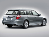 Pictures of Subaru Legacy 3.0R Station Wagon 2006–09