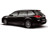 Pictures of Subaru Legacy 2.5 GT Touring Wagon (BR) 2009–12