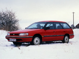 Subaru Legacy Station Wagon UK-spec (BC) 1989–92 photos
