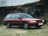 Subaru Legacy Station Wagon UK-spec (BC) 1992–93 images