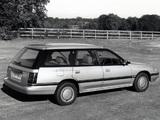 Subaru Legacy Station Wagon UK-spec (BC) 1992–93 wallpapers