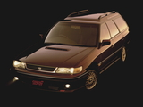 Subaru Legacy STi Station Wagon (BC) 1992–93 wallpapers