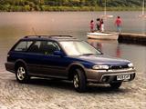 Subaru Legacy Outback UK-spec 1995–99 images