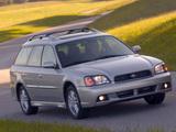 Subaru Legacy 2.5i Station Wagon US-spec (BE,BH) 1998–2003 images