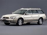 Subaru Legacy Lancaster (BH9,BHE) 1998–2003 photos