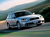 Subaru Legacy 2.5i Touring Wagon (BE,BH) 1998–2003 wallpapers
