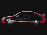 Subaru Legacy B4 Blitzen (BE,BH) 2001–03 pictures