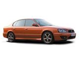 Subaru Legacy 2.5 B4 RS25 (BE,BH) 2001–03 wallpapers