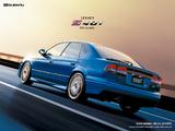 Subaru Legacy STi S401 (BE,BH) 2002 images