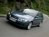 Subaru Legacy 3.0R spec.B Station Wagon 2003–06 photos