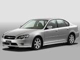 Subaru Legacy 2.0R 2003–06 photos