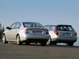 Subaru Legacy 3.0R & 3.0R Station Wagon 2003-06 photos