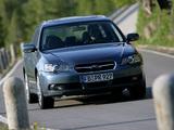 Subaru Legacy 3.0R spec.B Station Wagon 2003–06 pictures