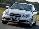 Subaru Legacy 3.0R spec.B 2003–06 pictures