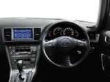 Subaru Legacy B4 2003–06 pictures