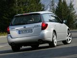 Subaru Legacy 3.0R Station Wagon 2003–06 wallpapers