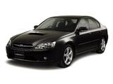 Subaru Legacy B4 2003–06 wallpapers