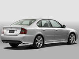 Subaru Legacy 3.0R spec.B 2003–06 wallpapers