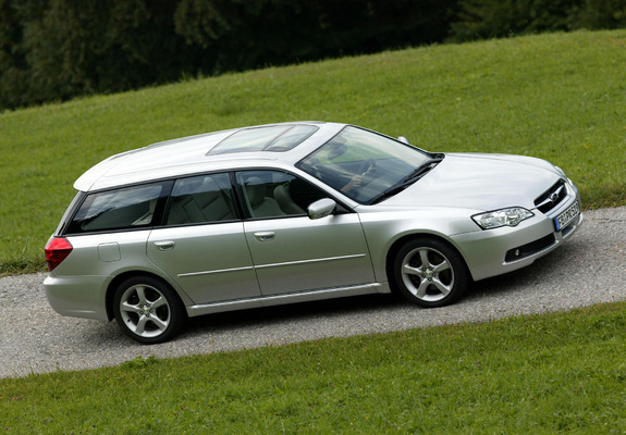 subaru legacy 3 0r station wagon 2003 06 wallpapers subaru legacy 3 0r station wagon 2003