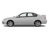 Subaru Legacy 2.5 GT North America 2006–09 images